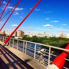 http://instagram.com/olyadudchenko #Moscow Живописный мост