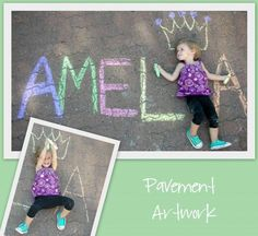 Help students write their names and then pose in a back to school photo for their memory books.