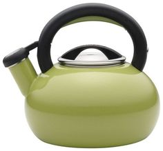 Circulon - Sunrise 2-Quart Tea Kettle - Green, 56521