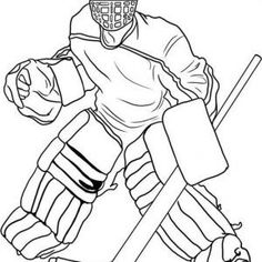Here are the Popular Hockey Coloring Pages. This post about Popular Hockey Coloring Pages was posted under the Coloring Pages category at . Sports Coloring Pages, Coloring Pages To Print, Coloring For Kids, Coloring Sheets, Coloring Pages For Kids, Coloring Books, Hockey Goalie, Hockey Players, Hockey Mom