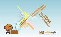 Les tendències tecnològiques en #ecommerce al 2014 #tecnologiaweb