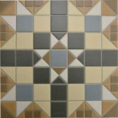 Dorset Marron | Kitchen floors, Auras and Victorian tiles