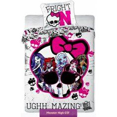 Monster high pillowcae | Poszewka Monster High 12 | Monster High ...