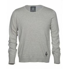BASE KNIT (LIGHT GREY) Outfit Of The Day, Base, Knitting, Grey, Long Sleeve, Sleeves, Sweaters, Mens Tops, T Shirt