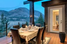 Multiple Award Winning Show Home at Black Mountain-Okanagan Dream Builders Ltd. |Beautiful Living Spaces|