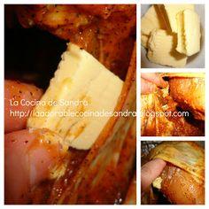 La Cocina de Sandra: Como Adobar el Pavo ( Al Estilo Puertorriqueño)