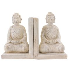 Wholesale Thai buddha bookends - Something Different