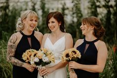 Victoria & Brantley's Enjoy Centre wedding in St Albert was so beautiful, happy, and fun. This gorgeous greenhouse wedding had all the right vibes. Party Photos, Wedding Photos, Wedding Couples, Our Wedding, Greenhouse Wedding, Bride Bouquets, Guys And Girls, Wedding Details, Photo Ideas