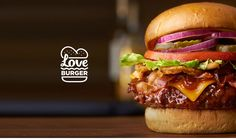 Love Burger Jundiaí on Behance