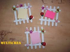 Please visit our website for Ice Lolly Stick Crafts, Ice Cream Stick Craft, Diy Popsicle Stick Crafts, Classroom Crafts, Preschool Crafts, Easter Crafts, Diy For Kids, Crafts For Kids, Diy Ostern