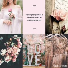 Love Collage, Beautiful Collage, Photoshoot Inspiration, Good Morning Quotes, Color Trends, Mood Boards, Collages, Colours, Brown