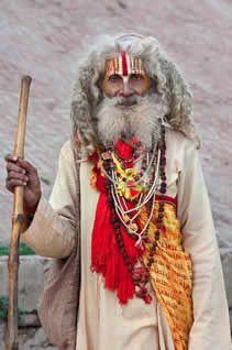 Revista de ArteS - Los sadhu, hombres santos de la India