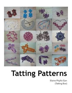 Tatting Patterns by Tatting Box | Other Pattern - Looking for a other pattern for your next project? Look no further than Tatting Patterns from Tatting Box! - via @Craftsy