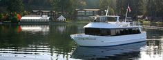 Have you checked out Alderbrook's marina on the Hood Canal?