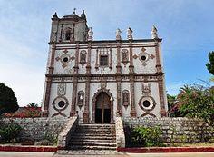 San Ignacio BCS, its a small village located in the north of Baja California Sur.