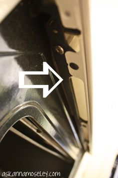 Hometalk | How to Clean Between Oven Glass
