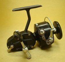 Vintage garcia mitchell 331 auto-caution fishing reel