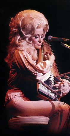 The always lovely, Dolly Parton.