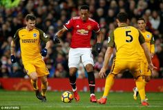 Real Madrid set to offer 80m for Martial next summer