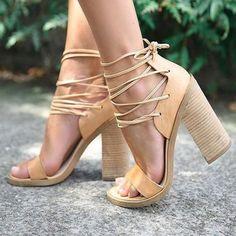 Shoespie Lace Up Shoes