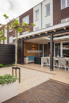 2 Garden Design Images, Back Garden Design, Backyard Garden Design, Backyard Gazebo, Pergola Garden, Outdoor Rooms, Outdoor Living, Contemporary Garden Rooms, Garden Room Extensions