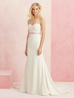 Beloved by Casablanca Bridal Style BL221 Affection