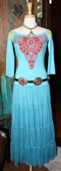 Image result for vintage country western dresses