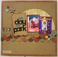 A Project by kmrichey from our Scrapbooking Gallery originally submitted 03/03/12 at 12:38 AM