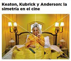 Keaton, Kubrick y Anderson : la simetría en el cine / @yorokobumag   #nosólotécnicaBUPM
