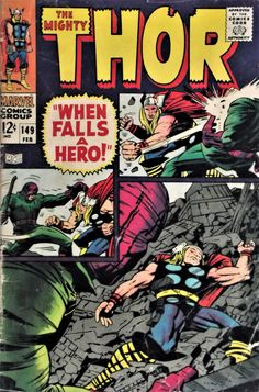 The Mighty Thor #149