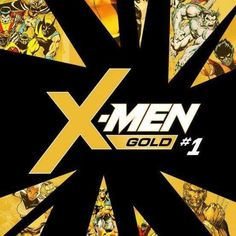 X-men 😎