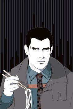 Blade Runner - Rick Deckard by Craig Drake *