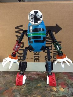 Assemblage Robot Wip