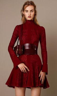 Découvrez les looks tendance | Alexander McQueen - Look 14