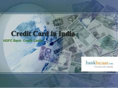 easy way to apply for hdfc credit card