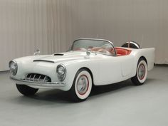 1952 Woodill Wildfire Roadster - Company closes in 1956