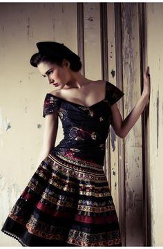 Pigalle Corsage - Lena Hoschek Online Shop