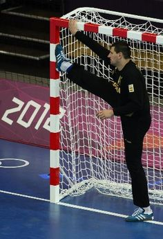 Arpad Sterbik @ 2012 London Olympics (Handball)