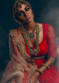 Brown Beauty By Ashutosh Choubisa