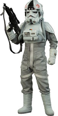 Imperial tie fighter pilot sixth scale figure sw - Lego star wars tb tt ...