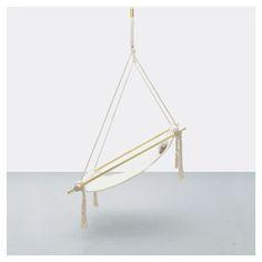 Ladies & Gentlemen Studio + Ashley Helvey -Ovis Hanging Chair