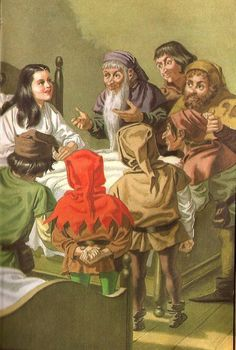 Snow White And The Seven Dwarfs - Snow White tells her story
