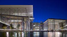 Low Energy Design - Stavros Niarchos Foundation Centre - Arup