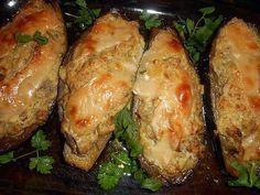 recette Aubergine a la bonifacienne