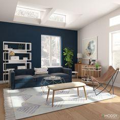 A Living Room Under Budget