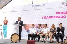 Celebra el gobernador de Michoacán autoridades estatales el primer aniversario del Programa Médico en Tu Casa en la entidad; más de 171 mil personas han sido atendidas en cerca de ...