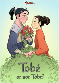 Pucca: Tobe or not Tobe (coming soon) by LittleKidsin on DeviantArt