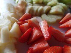 Ein Pie für zwischendurch: Rharbarber, Apfel & Erdbeer