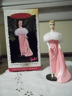 Barbie Hallmark Ornament - The Enchanted Evening