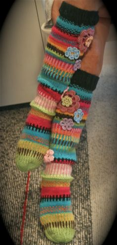Anelmanunelma-sukat <3
